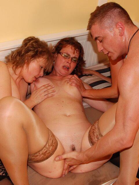 Секс с пожилыми